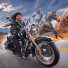Outlaw Riders: War of Bikers