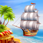 Pocket Ships Tap Tycoon: Idle Seaport Clicker