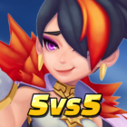 Masters Battle League 5v5 : MOBA PvP Trainer