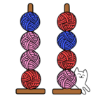 Wool Ball Sort Puzzle