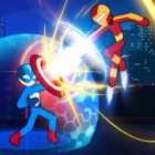 Stickman Fighter Infinity – Super Action Heroes